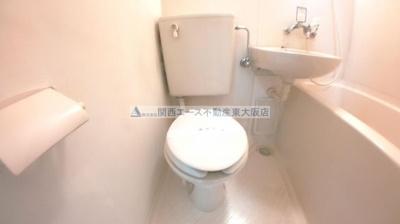 【トイレ】グレース北山本