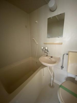 【浴室】平楽ハウス