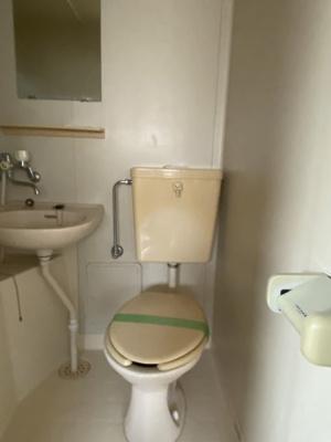 【トイレ】平楽ハウス