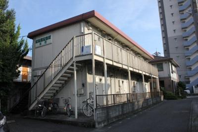 【外観】シティハイム本町