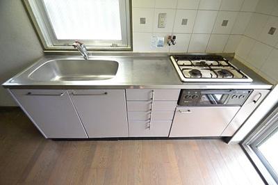 【キッチン】モンスフェール篠原北町
