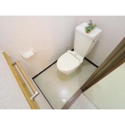 【トイレ】サイレントコーポ