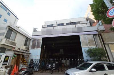【外観】神戸南本町通貸工場・事務所