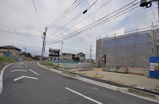 1号棟 現地(2019年9月)撮影 土地面積201㎡ 建物面積96.05㎡