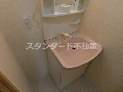 【洗面所】アリオーラ西梅田