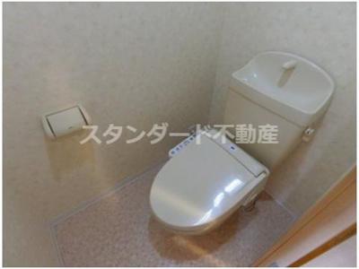 【トイレ】アリオーラ西梅田