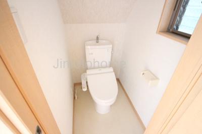 【トイレ】夕凪1丁目戸建て