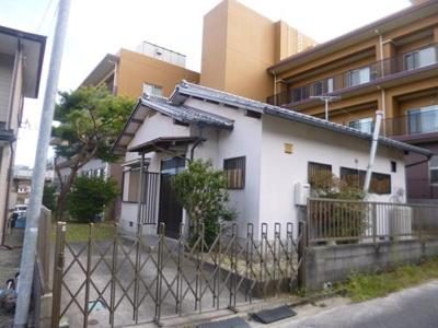 【外観】大津市大物668-29 平屋戸建て