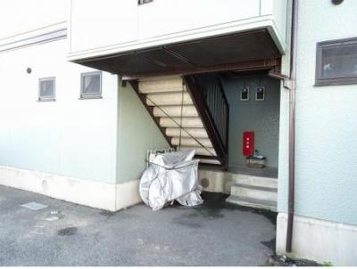 【エントランス】第3十王堂ハイツ