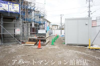 【その他共用部分】キューブ・ロシェ