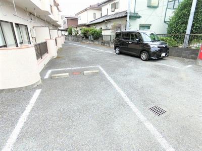 【駐車場】グレースエステートNo2