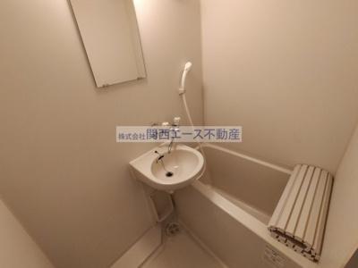 【浴室】八戸ノ里HIROビル
