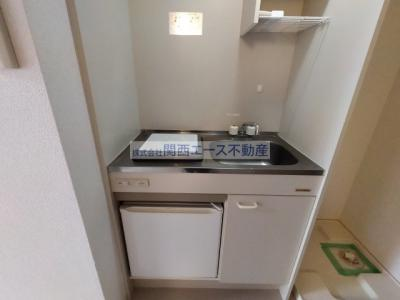 【キッチン】八戸ノ里HIROビル