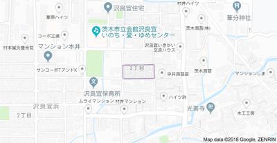 【地図】ラシュレ コニシ