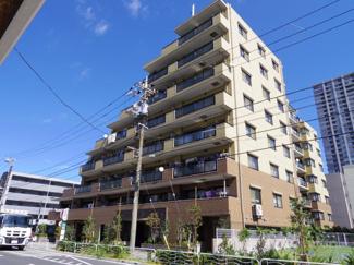 平成14年11月築のセザール東京ベイフロント