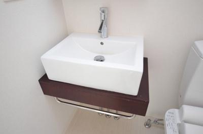 【独立洗面台】グランパーク大阪WEST