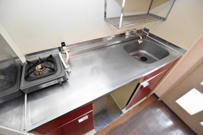 【キッチン】ミフネセントラルベア島之内