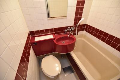 【浴室】ミフネセントラルベア島之内