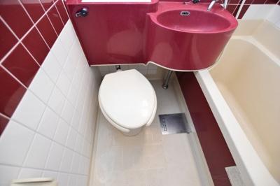 【トイレ】ミフネセントラルベア島之内