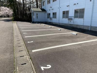 【駐車場】コーポウイング