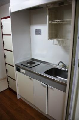 【キッチン】コーポウイング
