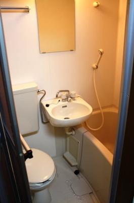 【浴室】コーポウイング