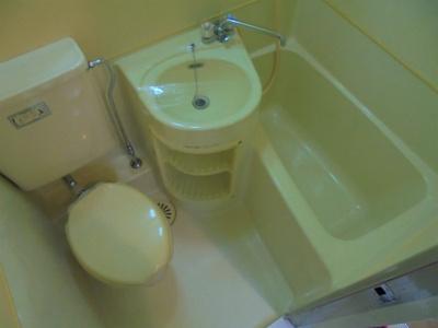【浴室】レガーレ長居公園EAST