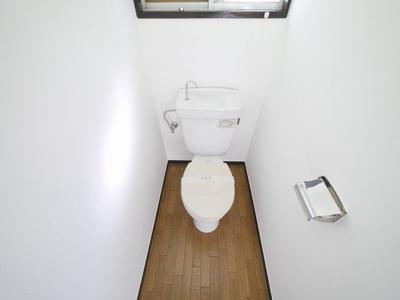 【トイレ】第2丸亀ハイツ