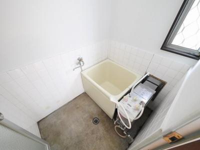 【浴室】第2丸亀ハイツ