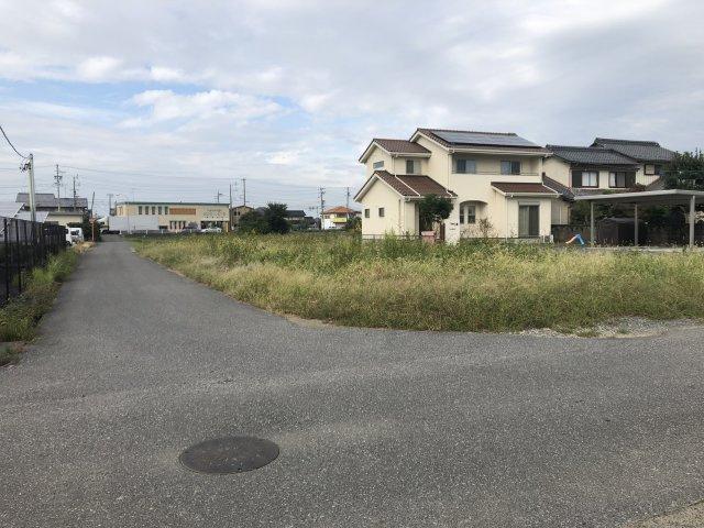 【外観】海津市平田町今尾土地