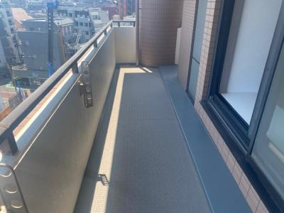 【バルコニー】Comfort Terrace