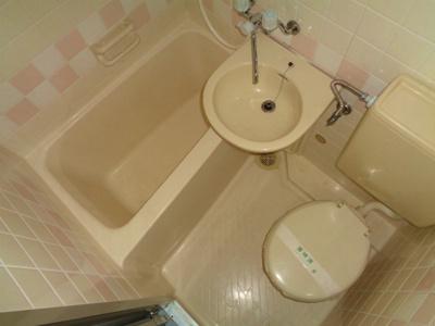 【浴室】エクラ東住吉Ⅱ