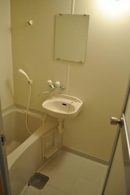 【浴室】コーポ駿河