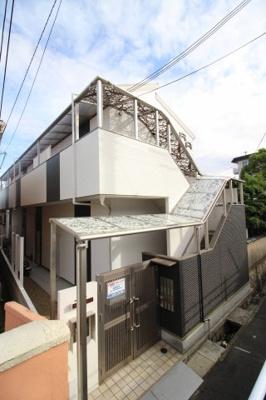 【外観】六甲アパートメント