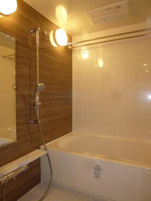 【浴室】ルシェット白川公園
