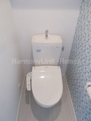 ハーモニーテラス北大塚のトイレです
