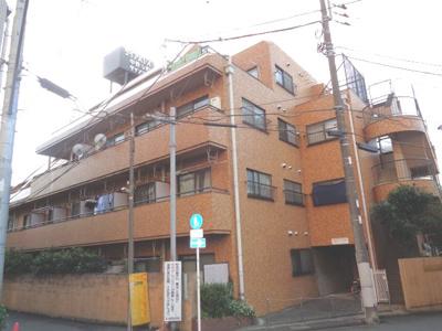 【外観】ダイアパレス中野本町