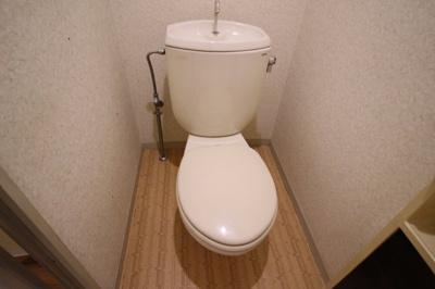 【トイレ】田辺ハイツ