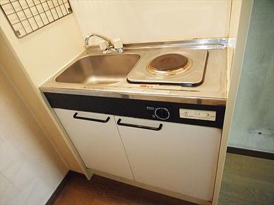 【キッチン】海山荘