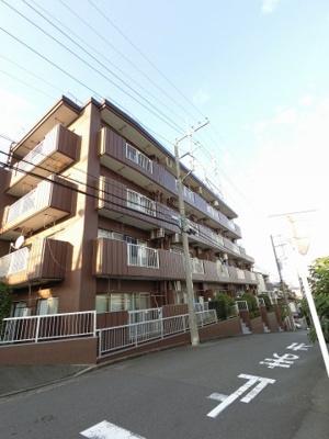 専有面積49.38平米の2LDK!東急田園都市線「青葉台」駅徒歩18分!静かな暮らしがお好きな方におすすめ♪