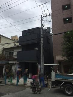 3階バルコニーから淀川花火大会を鑑賞できます♪ 阪急「十三駅」徒歩約7分