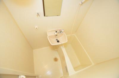 【浴室】フレアコート北久宝寺