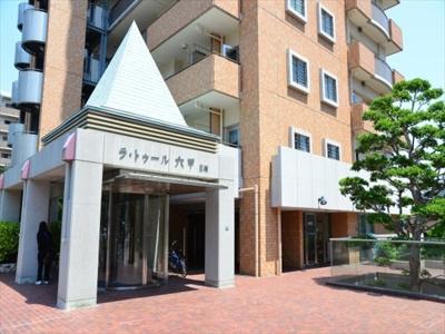 JR六甲道駅 徒歩7分、3WAYアクセス可能で交通至便です!
