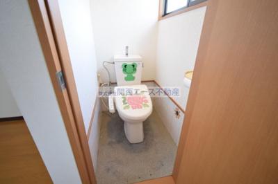 【トイレ】永楽荘