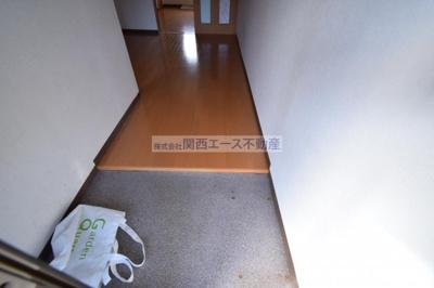 【玄関】永楽荘