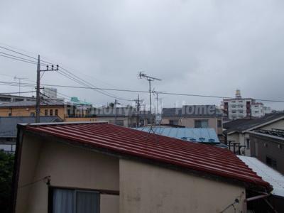 ホワイト東新町の展望(3階参考写真)★