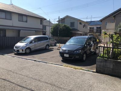 【外観】坂下ガレージ