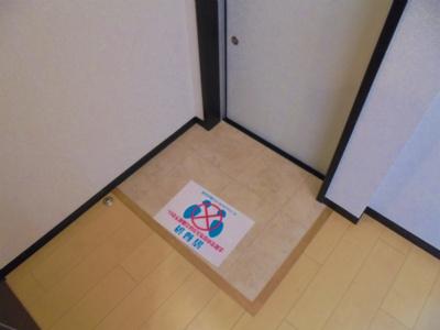 【玄関】フジパレス中野Ⅲ番館