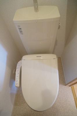 【トイレ】ウィステリア カクトⅡ