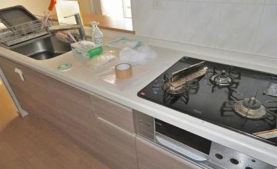 【キッチン】ジオ新町